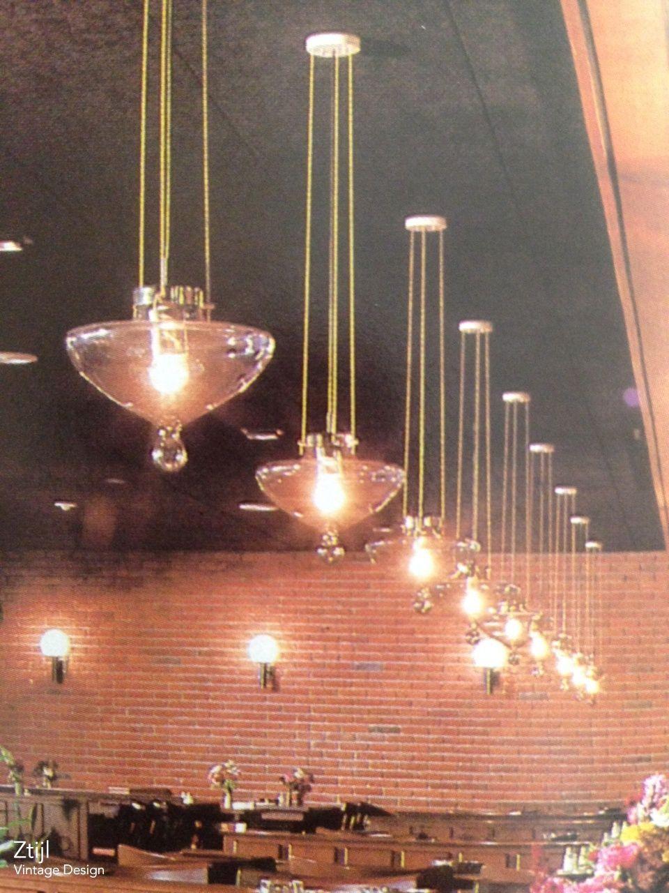 Vintage | Raak Hanglamp High Chaparral | Ztijl