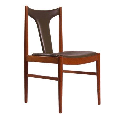 Deense Sibast Stoel '1960s | Vintage Design