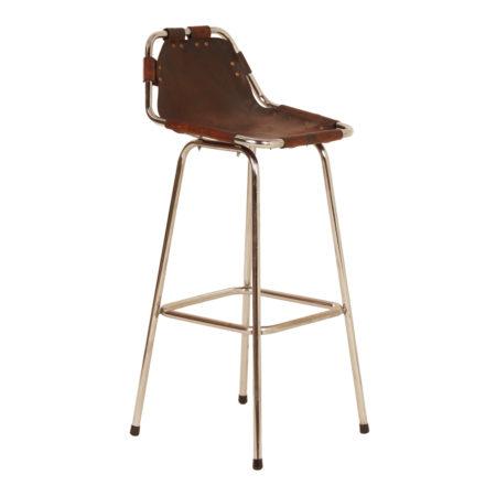 "Barkruk ""Les Arcs"" voor Charlotte Perriand, 1960s | Vintage Design"