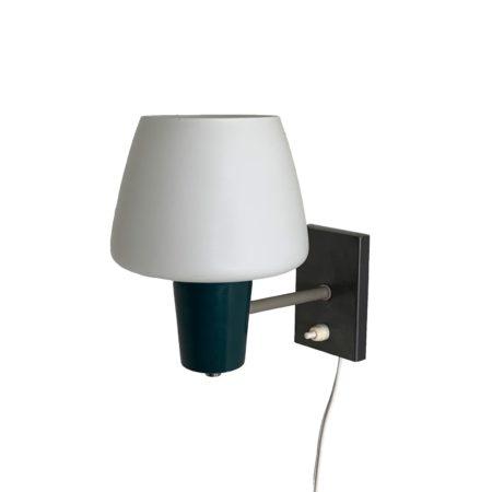 Wandlamp model 7029 ontworpen door J. Hoogervorst voor Anvia, 1960s | Vintage Design