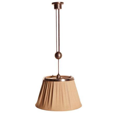Gispen Hanglamp model: 202 door W.H. Gispen ca. 1928 | Vintage Design