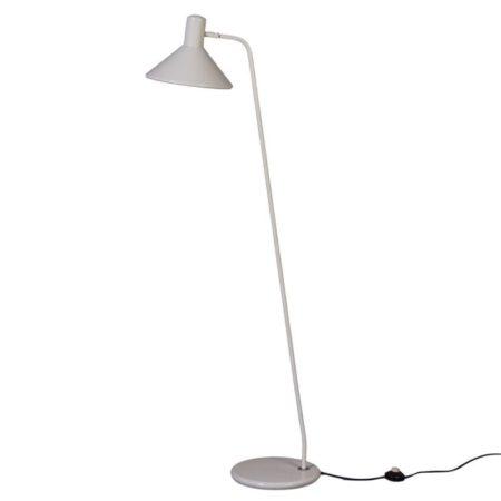 Witte Anvia Vloerlamp | Vintage Design