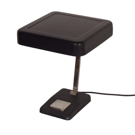 Zwarte Hillebrand Bureaulamp | Vintage Design