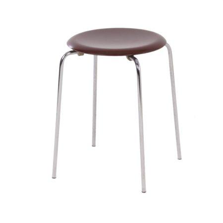 Zwarte Vlinderstoel van Arne Jacobsen voor Fritz Hansen, 1950s