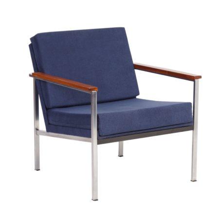 Gispen 1453 Fauteuil Coen DE VRIES – 1960s | Vintage Design