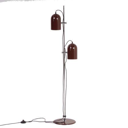 Verstelbare Herda Vloerlamp – 1970s | Vintage Design
