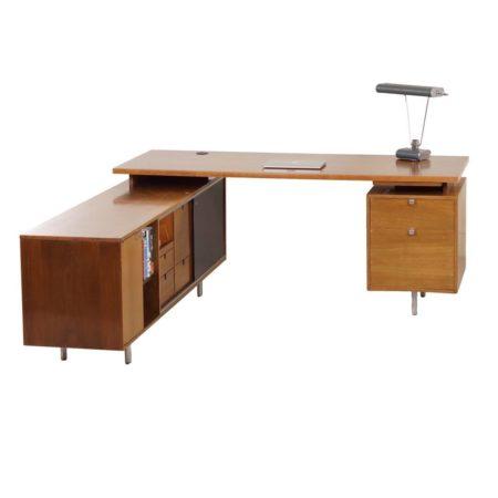 Directeursbureau van George Nelson voor Herman Miller, 1960s | Vintage Design