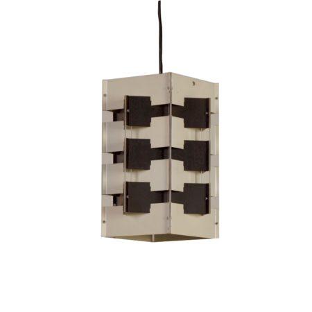 Hanglamp van J.J.M. Hoogervorst voor Anvia, 1960s | Vintage Design