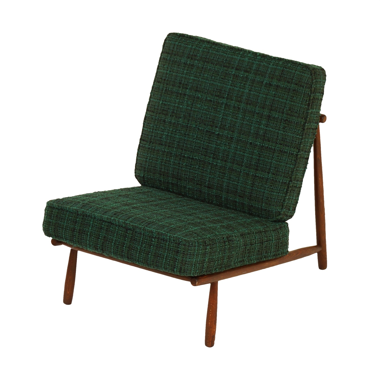 Zweedse Houten Stoel.Vintage Dux 12 Fauteuil Van Alf Svensson 1950s Zweden Ztijl Design