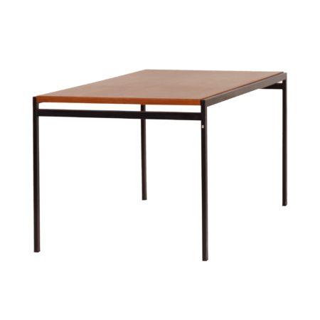 Teak TU11 Eettafel van Cees Braakman voor Pastoe, 1960s | Vintage Design