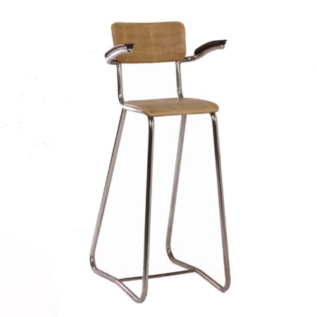 Vintage Kinder Kappersstoel, 1950s | Vintage Design