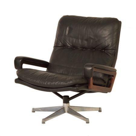King Chair van Andre Vandenbeuck voor Strassle, 1960s | Vintage Design