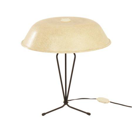 Glasvezel Tafellamp van Louis Kalff voor Philips, 1958 | Vintage Design