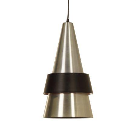 Corona Hanglamp van Jo Hammerborg voor Fog & Morup, 1963 | Vintage Design
