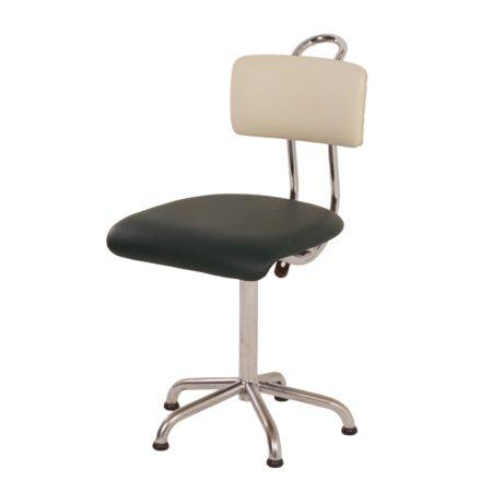 Verstelbare Bureaustoel van Toon De Wit voor De Wit, 1950s | Vintage Design