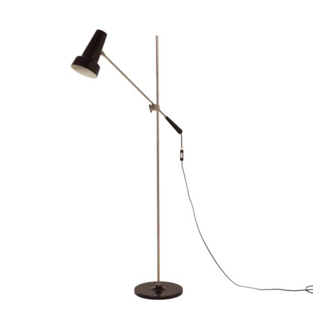 Vloerlamp Model 329 van Willem Hagoort, 1960s | Vintage Design