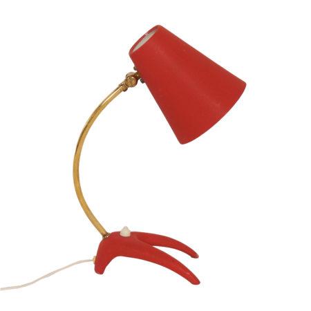Zweedse Bureaulamp van Ewa Värnamo, 1950s | Vintage Design