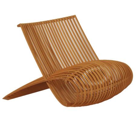 'The Wooden Chair' van Marc Newson voor Cappellini, 2000s | Vintage Design