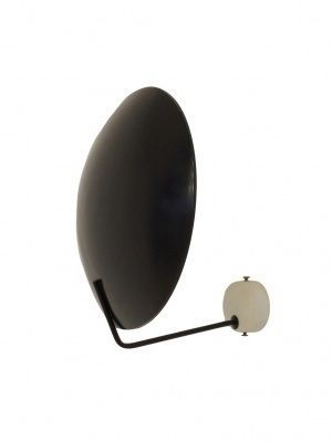Stilnovo wand of plafondlamp '50s