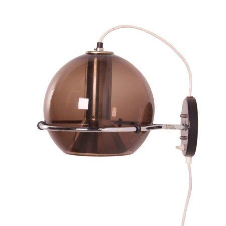 raak globe wandlamp vintage design. Black Bedroom Furniture Sets. Home Design Ideas