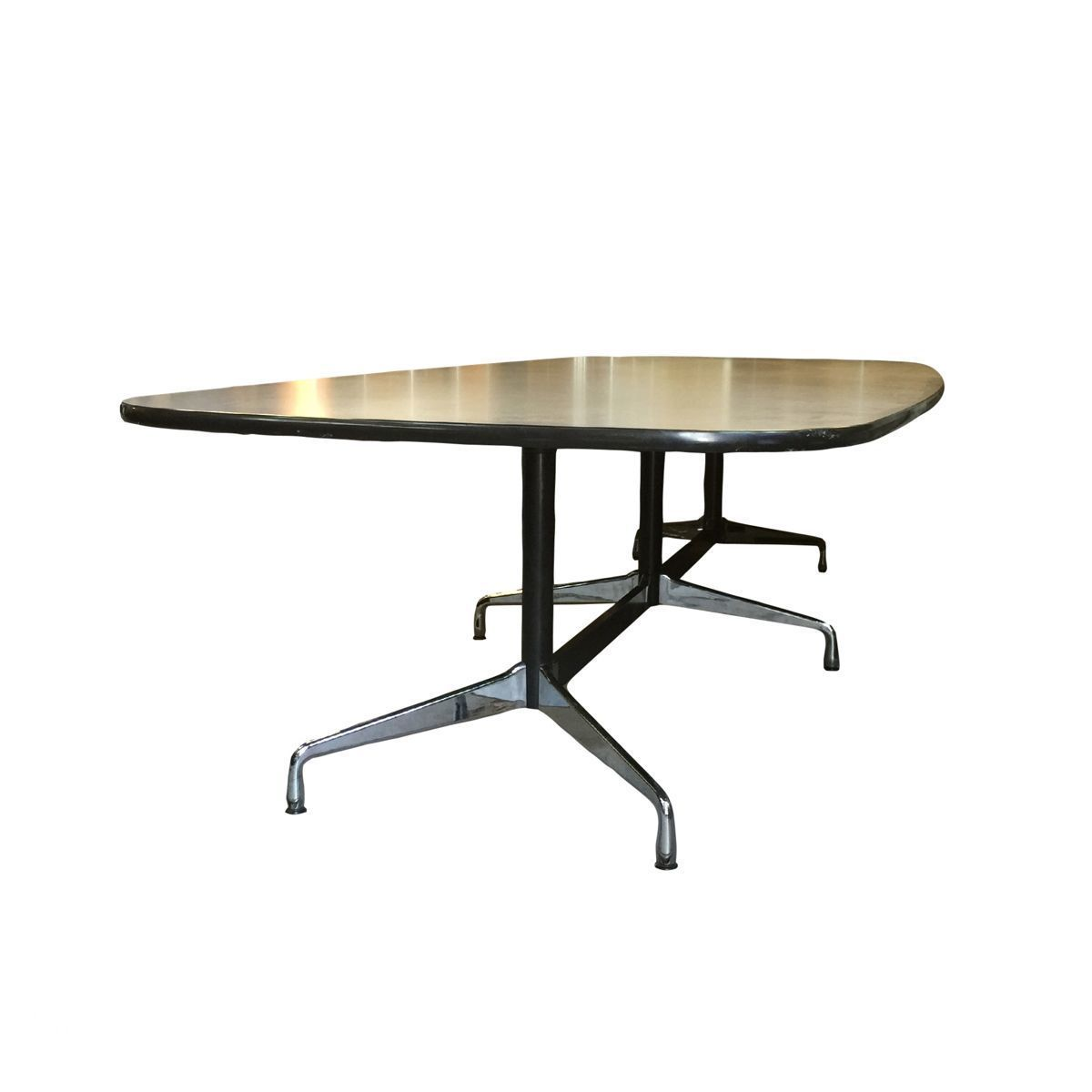 Vintage grote eames tafel ztijl - Eames meubels ...
