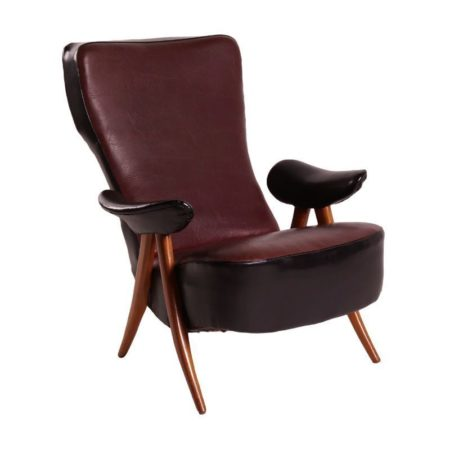 Artifort Fauteuil Theo Ruth Model 107 | Vintage Design