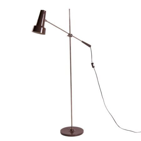 Hagoort Vloerlamp Hengellamp Bruin   Vintage Design