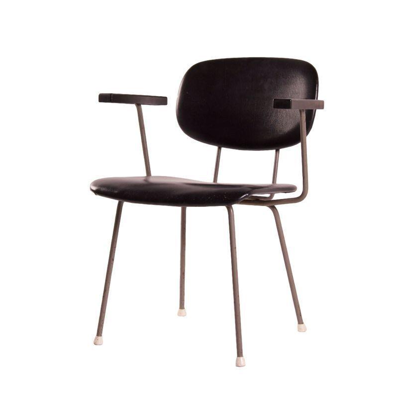 Vintage Design Gispen stoel Wim Rietveld : Ztijl