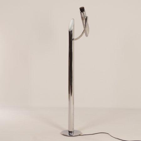 Tharsis Vloerlamp van Fase Madrid, 1970s