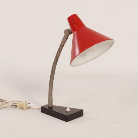 Rode Hala Bureaulamp Model 11, 1960s