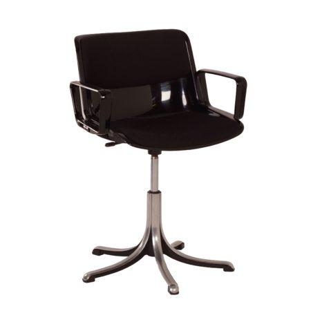 Modus Bureaustoel van Osvaldo Borsani voor Tecno, 1960s | Vintage Design