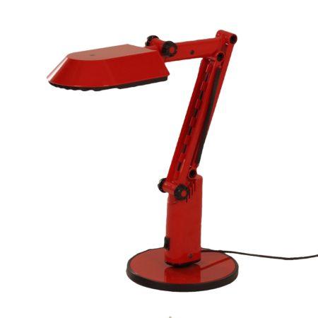 Rode Fagerhults Bureaulamp, 1970s | Vintage Design