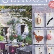Ztijl in tijdschrift Seasons nr 4