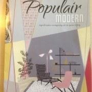 Populair modern, tegendraadse vormgeving uit de jaren vijftig