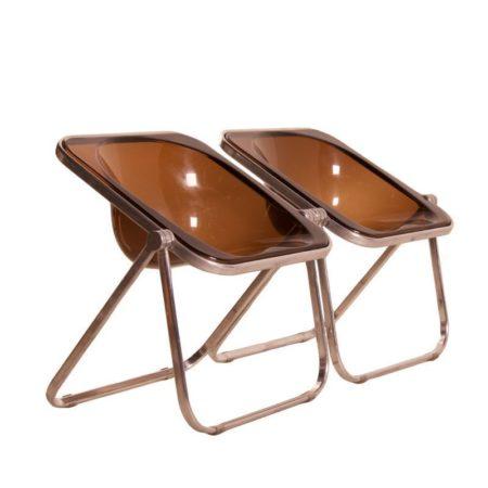 Vintage Design Plona Piretti stoel voor Castelli  Ztijl