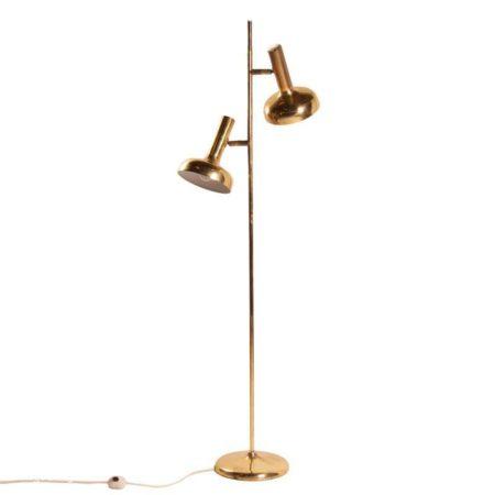 Koch en Lowy OMI Vloerlamp   Vintage Design