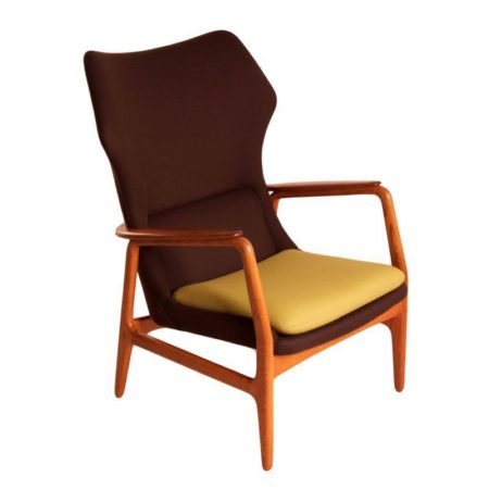 Aksel Bender Madsen voor Bovenkamp | Herenfauteuil | Vintage Design