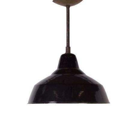 Zwarte Industria Fabriekslamp   Vintage Design