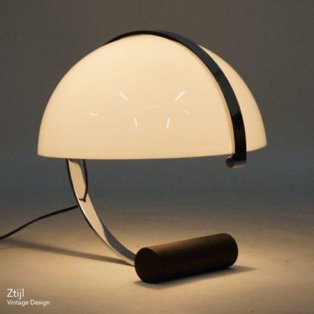 Jaren '70 Italiaanse Stilnovo Tafellamp van Artimeta