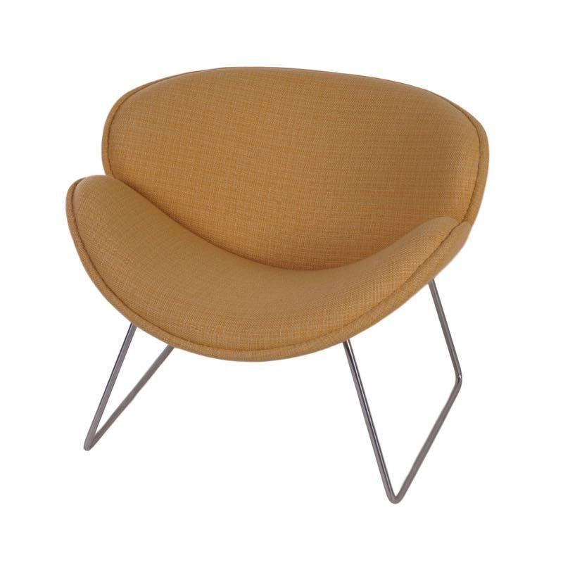 vintage artifort fauteuil pierre paulin slice slede model 438 ztijl. Black Bedroom Furniture Sets. Home Design Ideas