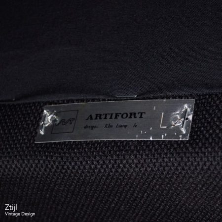 Set 020 Fauteuils van Kho Liang Ie voor Artifort, 1958