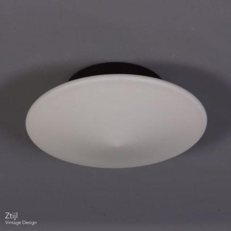 Grote Discus Plafondlamp van RAAK – 35 cm, 1960s