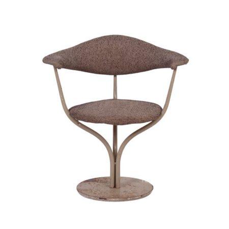 Zeldzaam Collector's Item   Model 050 Stoel van Pierre Paulin voor Artifort, 1961   Vintage Design