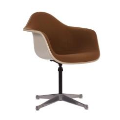 Vintage eames kuipstoel fiberglas verstelbaar ztijl - Originele eames fauteuil ...