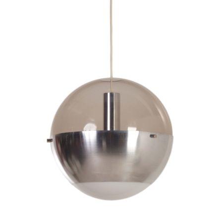 Hanglamp Luna van H. Fillekes voor Artiforte , ca. 1950 | Vintage Design