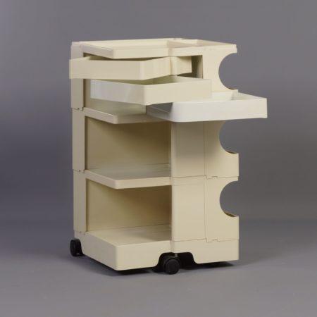 "Trolley ""Boby"" van Joe Colombo voor Bieffeplast ca.1970"