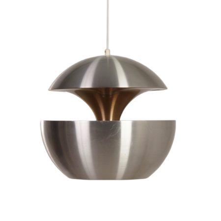 Raak Fontein hanglamp van Bertrand Balas ca. 1970 – 35 cm   Vintage Design