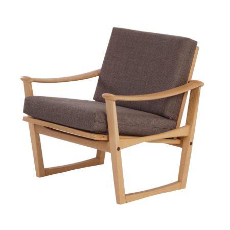 Deense M. Nissen Horsens Fauteuil ca. 1960 | Vintage Design
