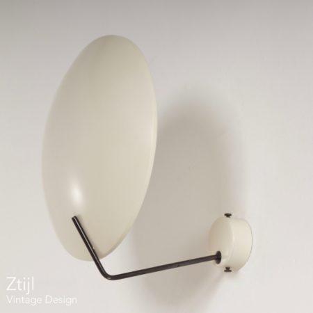 Italiaanse Wand of Plafondlamp Model 232 van Bruno Gatta voor Stilnovo, 1960s