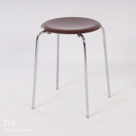 Deense Dot Kruk 3170 van Arne Jacobsen voor Fritz Hansen, 1981